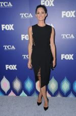 NATALIE BROWN at Fox Summer TCA All-star Party in West Hollywood 08/08/2016