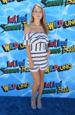 NATHALIA RAMOS at 4th Annual Just Jared Summer Bash in Beverly Hills 08/13/2016