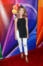 NICHOLE BLOOM at NBC/Universal Press Day at 2016 Summer TCA Tour in Beverly Hills 08/02/2016