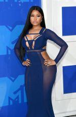 NICKI MINAJ at 2016 MTV Video Music Awards in New York 08/28/2016