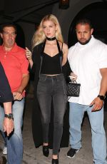 NICOLA PELTZ at Nnice Guy in West Hollywood 08/27/2016