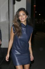 NICOLE SCHERZINGER at Ivy Night Club in London 08/26/2016