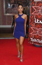 NICOLE SCHERZINGER at X-Factor Photocall in London 08/25/2016