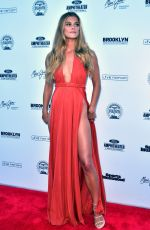 NINA AGDAL at SI Swimsuit Summer of Swim Concert at Coney Island 08/28/2016