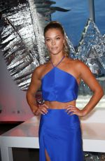 NINA AGDAL at W Hotel Party to Celebrate Opening of W Dubai in New York 08/17/2016
