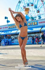 NINA AGDAL for SI: Summer of Swim, August 2016