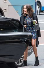 OLIVIA CULPO Out and About in Sydney 08/28/2016
