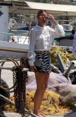 OLIVIA PALERMO Out at Mykonos Island 08/09/2016