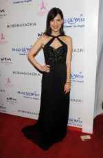 PERREY REEVES at BCBG Make-a-wish Fashion Show in Los Angeles 08/24/2016