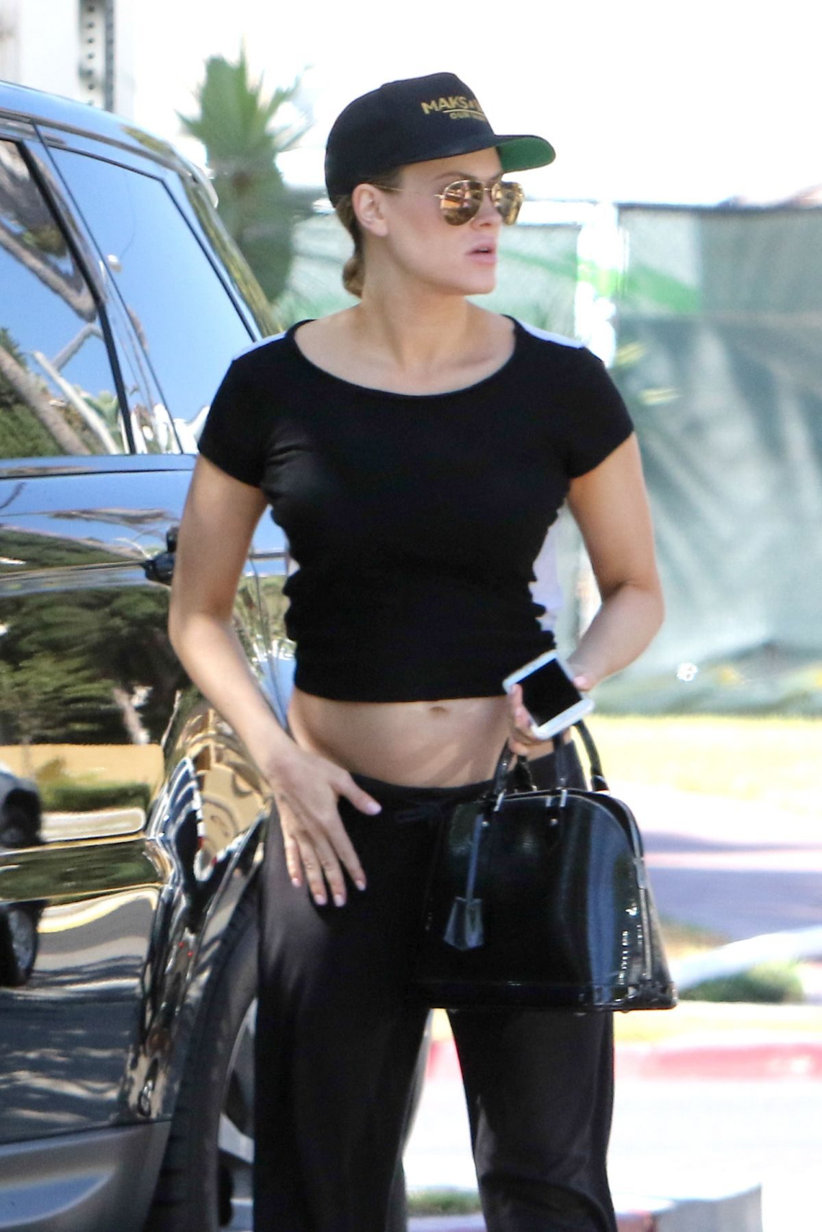 PETA MURGATROYD Out and About in Los Angeles 08/18/2016