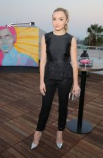 PEYTON LIST at Harper by Harper's Bazaar September Issue Party in Hollywood 08/25/2016