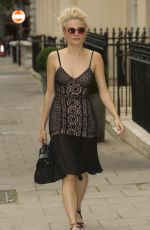 PIXIE LOTT Arrives at Hayemarket Theatre in London 08/08/2016