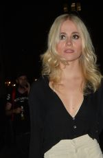 PIXIE LOTT Arrives at Haymarket Theatre in London 08/15/2016