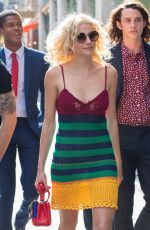 PIXIE LOTT Arrives at Premiere of a Music Video in London 08/16/2016