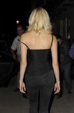 PIXIE LOTT Leaves Hayemarket Theatre in London 08/30/2016