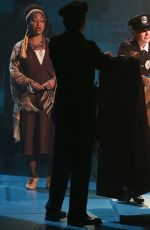 PIXIE LOTT on Stage of
