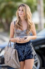 RACHEL MCCORD Out and About in Los Angeles 08/29/2016