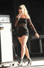 RACHEL PLATTEN Performs at Billboard Hot 100 Music Festival 08/20/2016