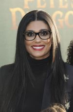 RACHEL ROY at 'Pete's Dragon Premiere in Hollywood 08/08/2016