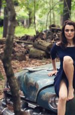 RACHEL WEISZ in Edit Magazine, August 2016 Issue