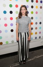 RAINEY QUALLEY at Just One Eye x Creatures of the Wind Collaboration Dinner in Los Angeles 08/18/2016