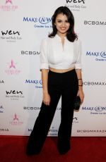 REBECCA BLACK at Make A Wish Greater Los Angeles Fashion Fundraiser in Hollywood 08/24/2016