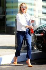 REESE WITHERSPOON at a Business Meeting in Beverly Hills 08/29/2016