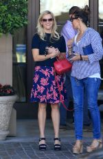 REESE WITHERSPOON Leaves Montage Hotel in Beverly Hills 08/19/2016