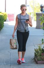 REESE WITHERSPOON Out in Brentwood 08/14/2016