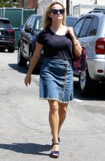 REESE WITHERSPOON Out Shopping in Brentwood 08/30/2016