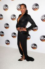 REGINA KING at Disney/ABC Television TCA Summer Press Tour in Beverly Hills 08/04/2016
