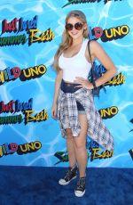 RENEE OLSTEAD at 4th Annual Just Jared Summer Bash in Beverly Hills 08/13/2016