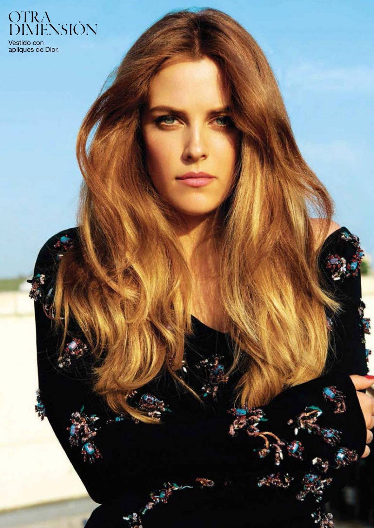 RILEY KEOUGH in Glamour Magazine, Spain September 2016