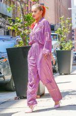 RITA ORA Leaves Her Apartment in New York 08/05/2016
