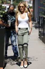RITA ORA Out and About in New York 08/09/2016