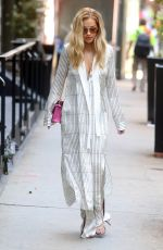 RITA ORA Out and About in New York 08/24/2016
