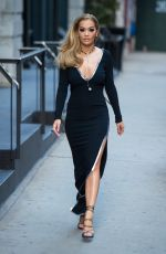 RITA ORA Out and About in New York 08/26/2016