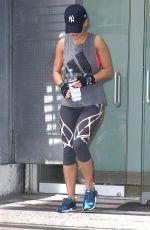 RITA ORA Out for Run in New York 08/17/2016
