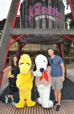 ROSELYN SANCHEZ at Camp Snoopy Knott
