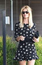 ROSIE HUNTINGTON-WHITELEY Out in West Hollywood 08/03/2016