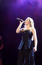 SABRINA CARPENTER Performs at Musikfest in Bethlehem 08/12/2016
