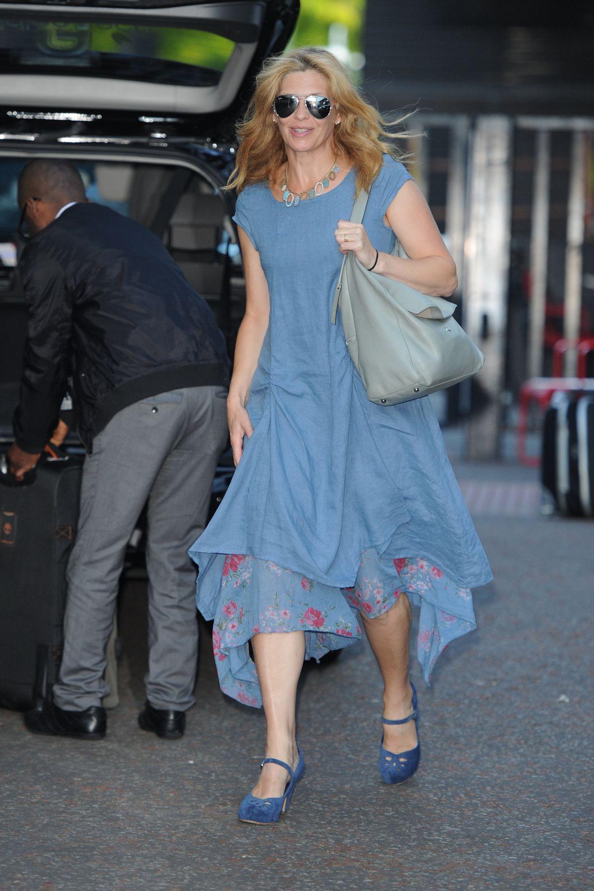 SAMANTHA GILES at ITV Studios in London 08/24/2016