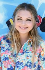SAMMI HANRATTY at 4th Annual Just Jared Summer Bash in Beverly Hills 08/13/2016