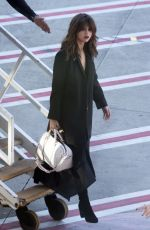 SELENA GOMEZ Arrives at Sydney International Airport 08/08/2016