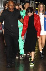 SELENA GOMEZ Leaves a Bowling Alley in Tokyo 08/03/2016