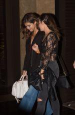 SELENA GOMEZ Leaves Crown Casino in Melbourne 08/07/2016