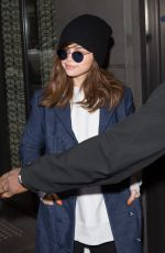 SELENA GOMEZ Out and About in Melbourne 08/05/2016