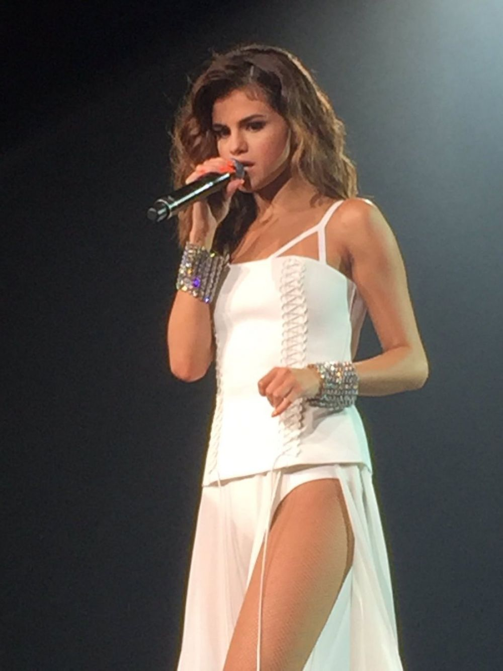 SELENA GOMEZ Performs at Revival Tour in Melbourne 08/05/2016