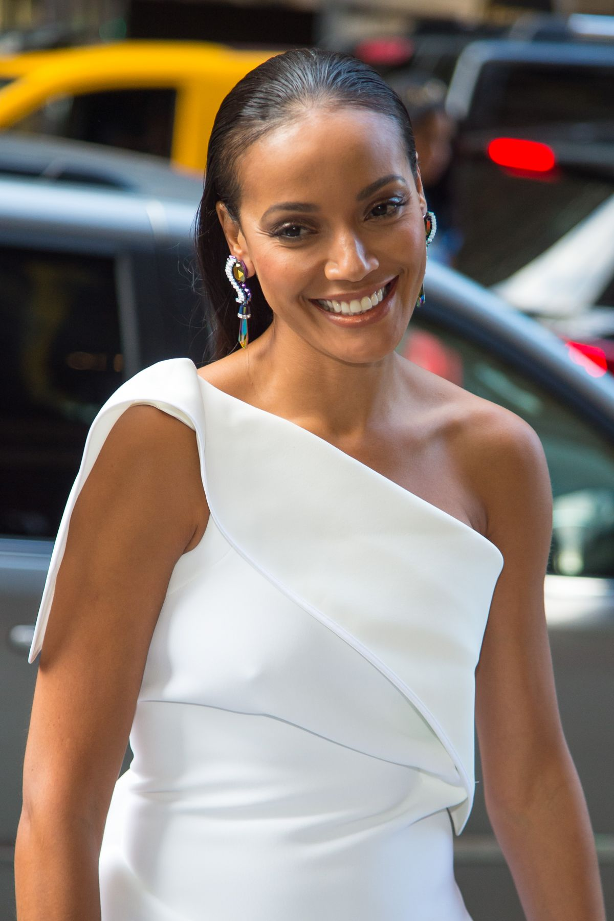 SELITA EBANKS at Ace Awards at Cipriani 42nd Street in New ...
