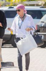 SHANNEN DOHERTY Out Shopping in Malibu 07/26/2016